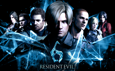 Dopefish Reviews Resident Evil 6 The Dopefish
